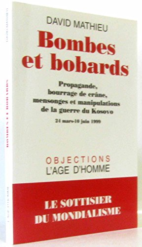 9782825113615: Bombes et bobards