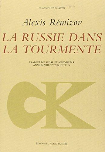 9782825113707: Russie dans la tourmente (French Edition)