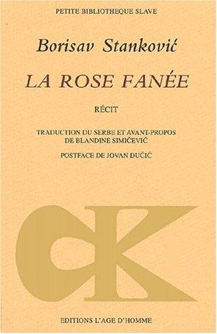 9782825114025: La Rose fanée