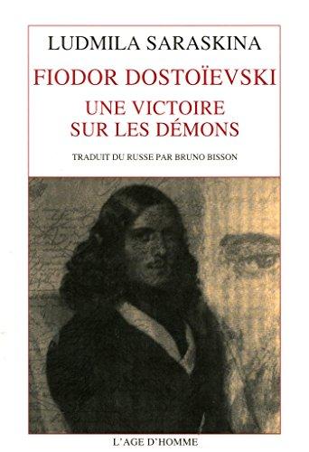 9782825114742: Fiodor Dostoïevski (French Edition)