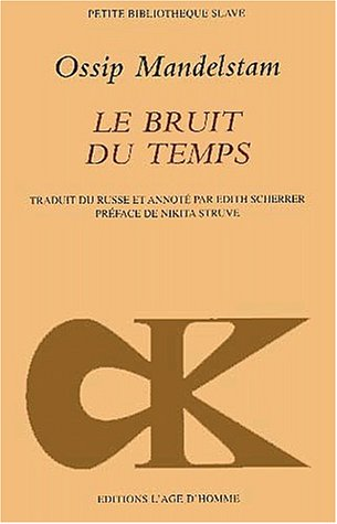 9782825116180: Le Bruit du temps