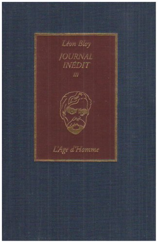 9782825118535: Journal inédit (French Edition)
