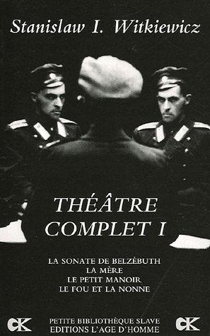 9782825119792: Théâtre complet I