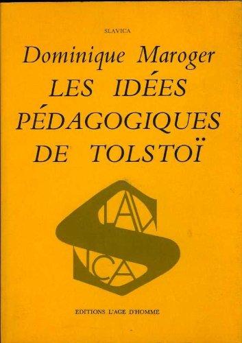 9782825121511: Les idées pédagogiques de Tolstoï