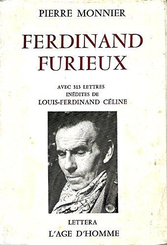 9782825128336: Ferdinand Furieux