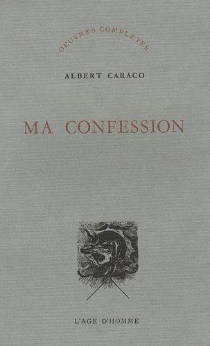 9782825131206: Ma confession