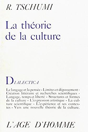 9782825131800: Théorie de la culture