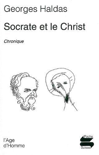9782825137604: Socrate et le Christ