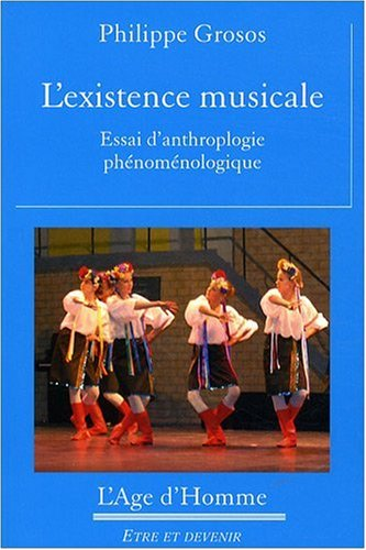 9782825138557: L'existence musicale