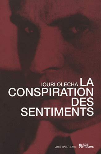 9782825143650: CONSPIRATION DES SENTIMENTS