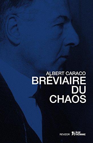 9782825144213: Br�viaire du chaos