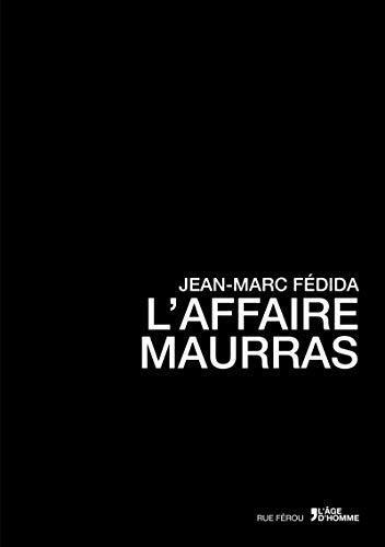 9782825144510: L'affaire Maurras (Rue Férou)