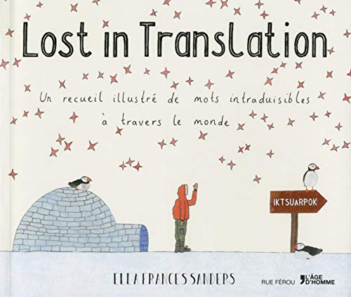9782825144770: Lost in translation