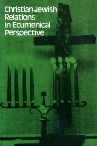 Christian-Jewish relations in ecumenical perspective: With special emphasis on Africa : a report on...