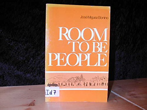 9782825406045: Room to be People: Interpretation of the Message of the Bible for Today's World