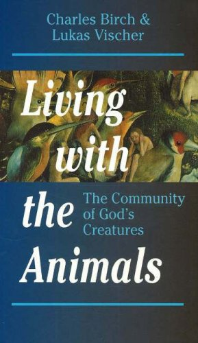 9782825412275: Living With the Animals: The Community of God's Creatures (Risk Book Series)