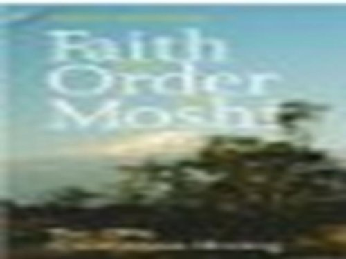 9782825412336: Faith and Order in Moshi: The 1996 Commission Meeting (Faith and Order Papers)