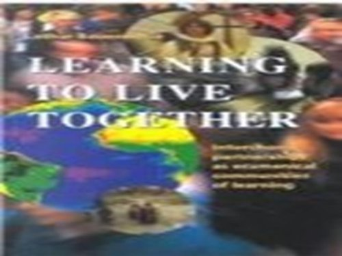 9782825413432: Learning to Live Together: Interchurch Partnerships as Ecumenical Communities of Learning