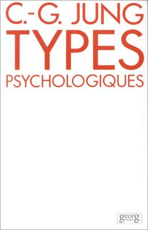 9782825704677: Types Psychologiques
