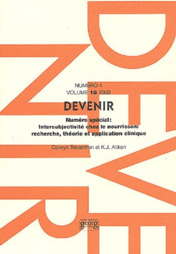 9782825708699: Devenir, volume 15, num�ro 4