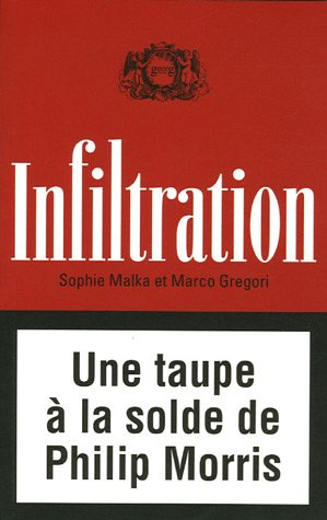 9782825709146: Infiltration (French Edition)