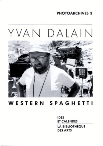 9782825800737: Photoarchives, tome 3 : Western spaghetti