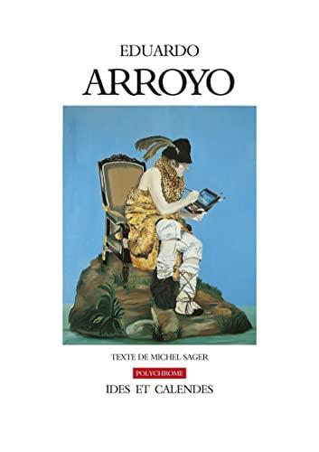 9782825802465: Eduardo Arroyo