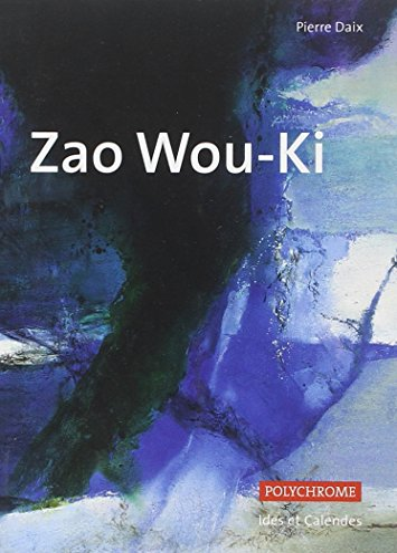 9782825802502: Zao Wou-Ki (Polychrome)