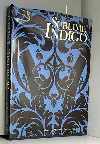 9782826400615: Sublime indigo (French Edition)