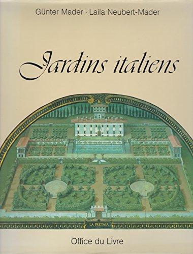 9782826400783: Jardins italiens