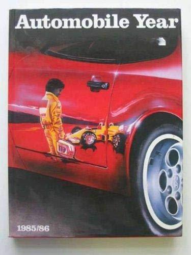 Automobile Year, 1985-86: Auto-Jahr, No 33/Item No 109897