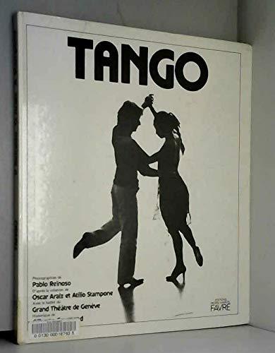Le Tango Gilberte Cournand; Pablo Reinoso; Oscar