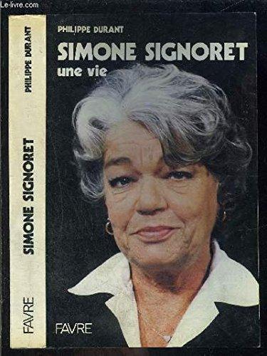 9782828903756: Simone Signoret, une vie