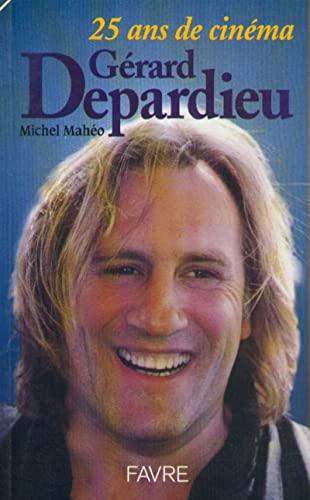 Ge�rard Depardieu: 25 ans de cine�ma (French: Michel Maheo