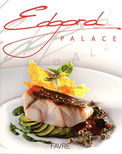 9782828910914: Edgard Palace (French Edition)