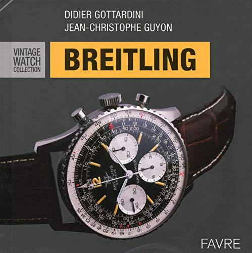 9782828913502: The vintage watch collection Breitling