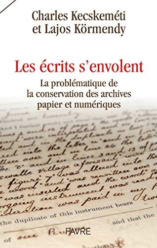 Les écrits s'envolent: Charles Kecskemeti; Lajos