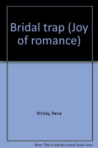 9782830202281: Bridal trap (Joy of romance)