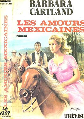 9782830204186: les amours mexicaines