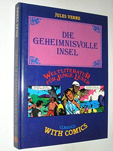 9782830207941: Die geheimnisvolle Insel (Weltliteratur für junge Leser) (German Edition)