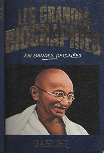 Gandhi (Les Grandes biographies en bandes dessinées): N.N.