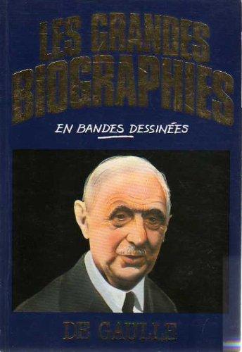 9782830209945: les grandes biographies en bandes dessinées de gaulle