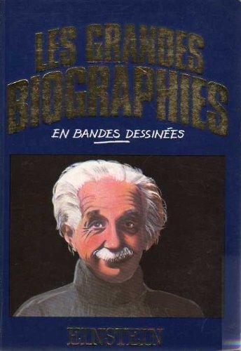9782830209983: Einstein (Les Grandes biographies en bandes dessinées)