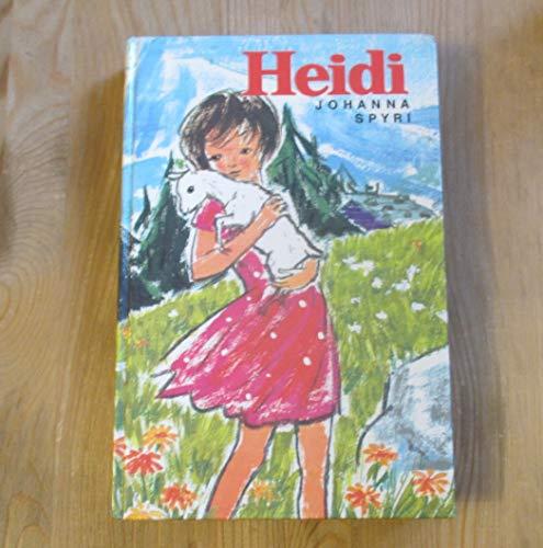 9782830216127: Classics and Comics - Heidi