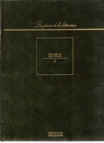9782830220452: Les g�nies de la litt�rature - XIXe si�cle 2