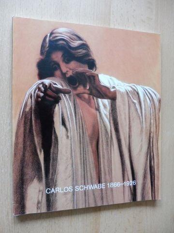 9782830600452: Carlos Schwabe, 1866-1926: Catalogue des peintures, dessins et livres illustrés appartenant au Musée dart et dhistoire de Genève