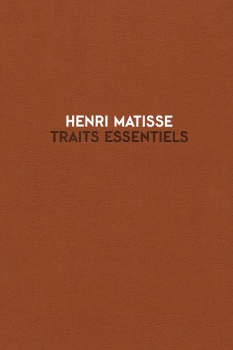 HENRI MATISSE: Traits Essentiels. Gravures et Monotypes: Cherix, Christophe; Collioure,