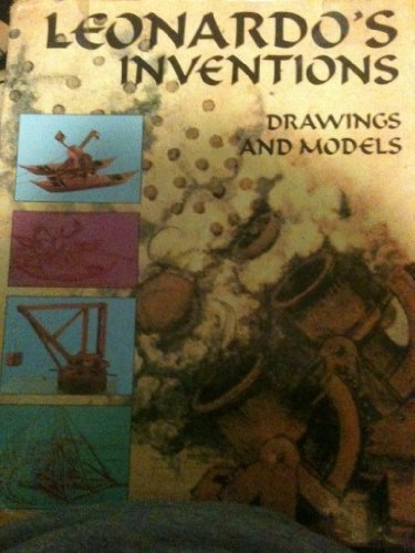 9782830700060: Leonardo's Inventions: Drawings and Models