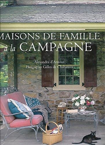9782830706673: Maisons de famille à la campagne