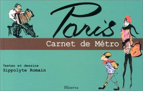 9782830706819: Paris : Carnet de m�tro